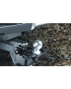 Trailer Hitch - 2 5/16 Inch Ball, 1 Inch Shank