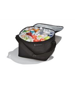 Cargo Organizer - Soft-Sided Cooler Bag W/Adjustable Carrying Strap, Lincoln Logo
